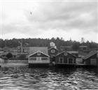 BONDGÅRD BOSTADSHUS FISKELÄGE SJÖBOD