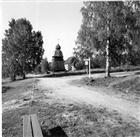 KYRKA KLOCKSTAPEL FRILUFTSMUSEUM