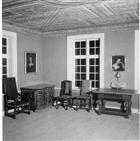 MUSEUM INTERIÖR TAKMÅLNING HERRGÅRD BOSTADSHUS