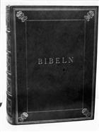 KYRKA KYRKOINVENTARIE BIBEL